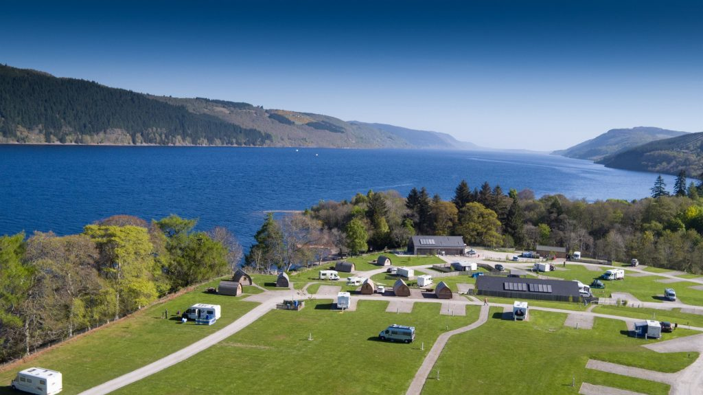 Campsites.co.uk Loch Ness- Shores